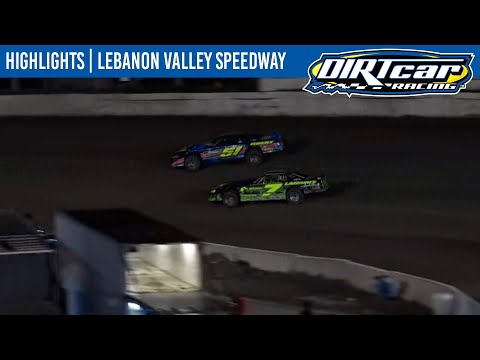 DIRTcar Pro Stocks Lebanon Valley Speedway May 31, 2021 | HIGHLIGHTS - dirt track racing video image