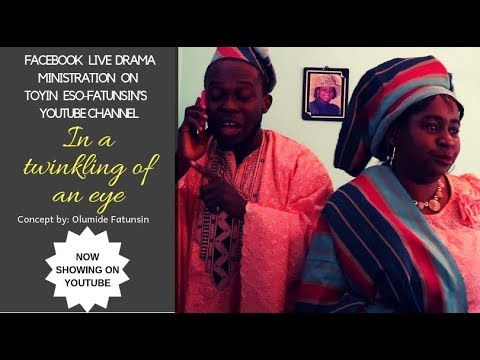 Live Drama - In a twinkling of an eye