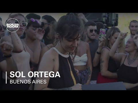 Sol Ortega Boiler Room Buenos Aires DJ Set - UCGBpxWJr9FNOcFYA5GkKrMg