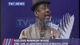Nationwide strike looms, as Labour gives ultimatum on new Minimum Wage implementation