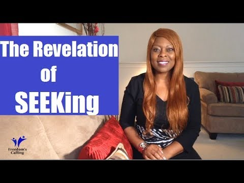 The Revelation of SEEKing...
