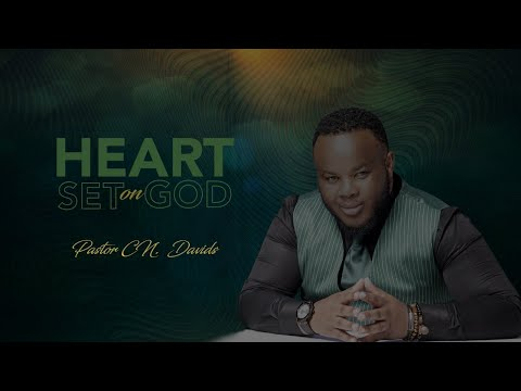 Heart Set on God - Pst. CN David JCC Live Service - 9th February 2020 (#HeartAfterGod)