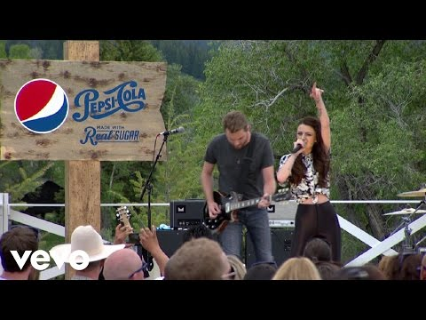 Just Be Mine (Live at #PepsiSummerSolstice)
