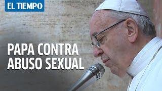 El papa Francisco obliga al clero a denunciar los abusos sexuales I EL TIEMPO