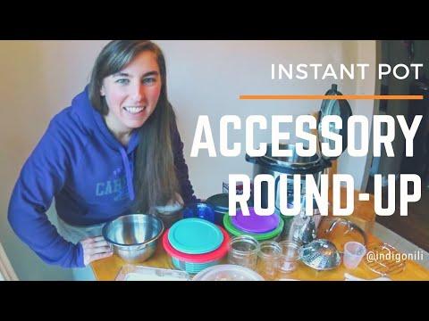 Instant Pot Accessories Round-up! - UCrz1B4nIZhWMGQ9CnXEVvNg