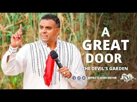 A Great Door: Part 6  Dag Heward-Mills