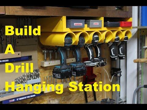 Drill/Driver Hanging Station - UCS9OE6KeXQ54nSMqhRx0_EQ
