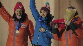 2019 UIAA Ice Climbing World Cup: Medal Winners