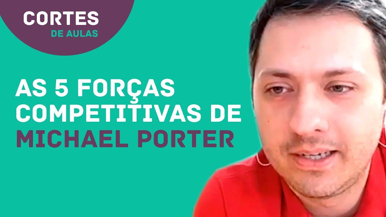 Capa da aula As 5 Forças Competitivas de Porter