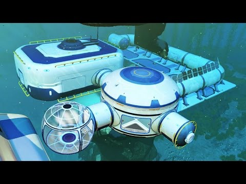 Subnautica - WORLD'S BEST UNDERWATER BASE!! Subnautica Part 8 Gameplay! (Subnautica Gameplay) - UC2wKfjlioOCLP4xQMOWNcgg