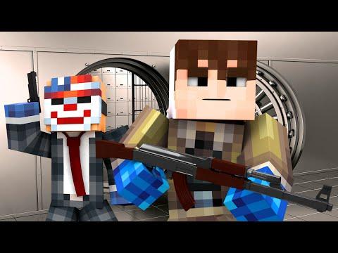 Payday - ROBBING THE ART GALLERY! (Minecraft Roleplay) #1 - UCkHr3s40wguuatUUt-r-m4Q