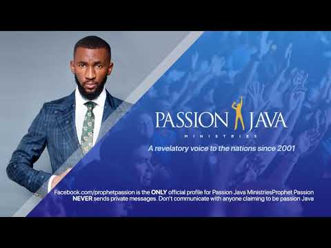 Sunday Service with Prophet Passion Java!!