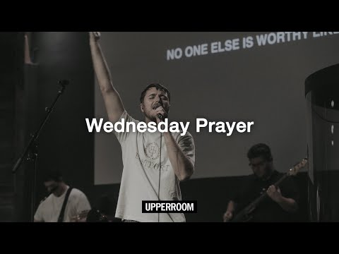 UPPERROOM Wednesday Prayer