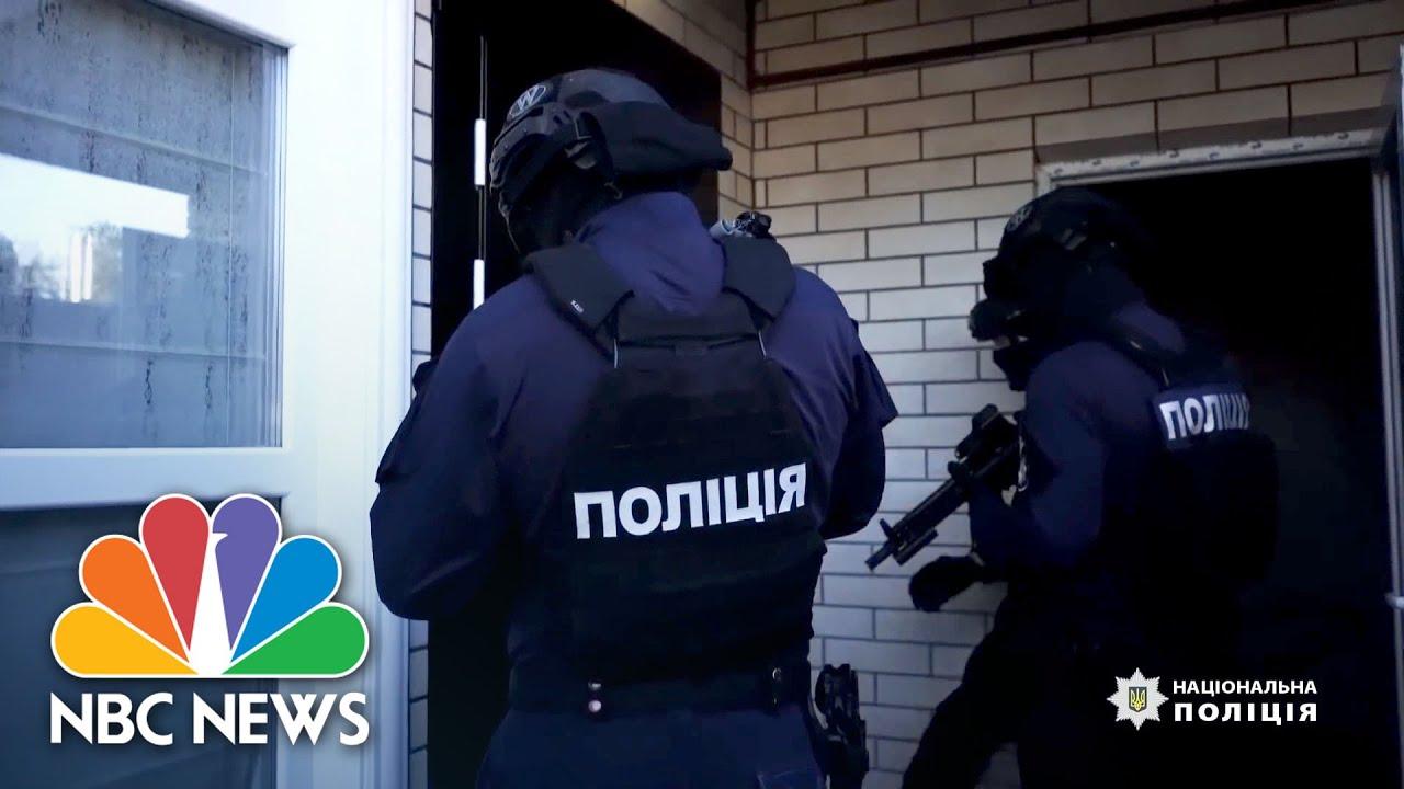 Ransomware Criminals Targeted in Ukrainian Police Raids