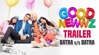 Video Trailer Good Newwz