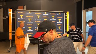 Tennessee Football: What Jeremy Pruitt had to say after practice on Tuesday