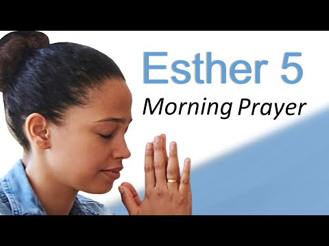 THERE IS POWER IN FASTING - MORNING PRAYER