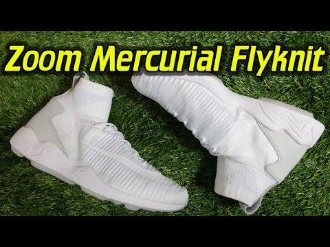 Nike Zoom Mercurial Flyknit (Superfly 5 Sneakers) - Review + On Feet - UCUU3lMXc6iDrQw4eZen8COQ