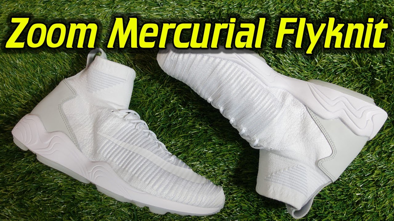 763750fd8d9bf Nike Zoom Mercurial Flyknit (Superfly 5 Sneakers) - Review + On Feet ...