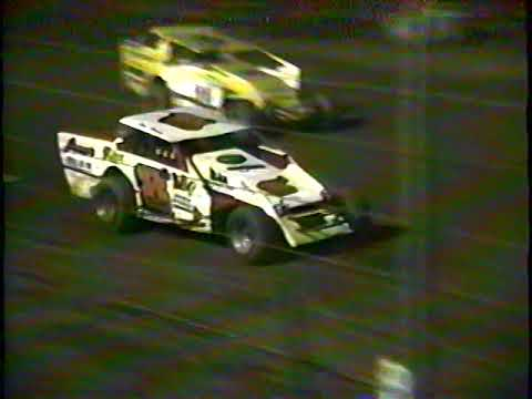 Challenger Raceway April 24, 1994 Modified Feature - dirt track racing video image