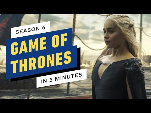 Game of Thrones Season 6 Recap in 5 Minutes - UCKy1dAqELo0zrOtPkf0eTMw