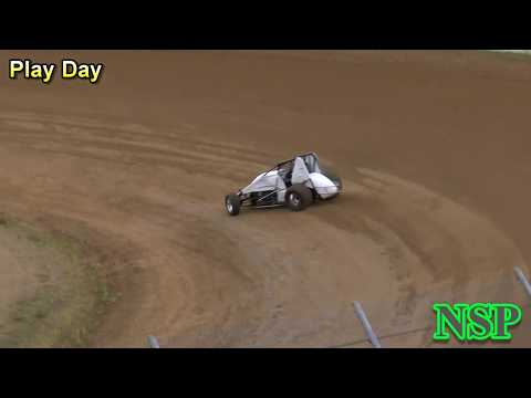 May 30, 2020 Wingless Sprints Play Day Grays Harbor Raceway - dirt track racing video image
