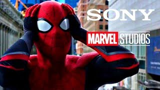 SONY SHARES OFFICIAL STATEMENT ON SPIDER-MAN DEPARTING MCU!!!
