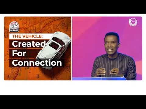 The Vehicle: Created For Connection I Godman Akinlabi