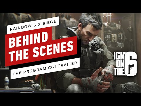 Rainbow Six Siege Universe: Behind The Scenes of 'The Program' CGI Trailer - UCKy1dAqELo0zrOtPkf0eTMw
