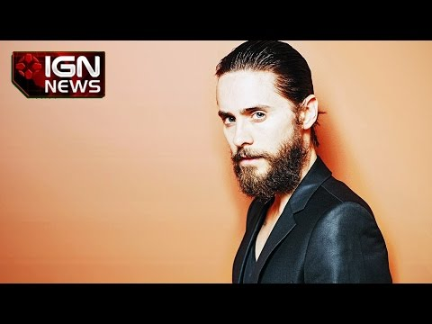 Jared Leto Up for For Suicide Squad's Joker - IGN News - UCKy1dAqELo0zrOtPkf0eTMw