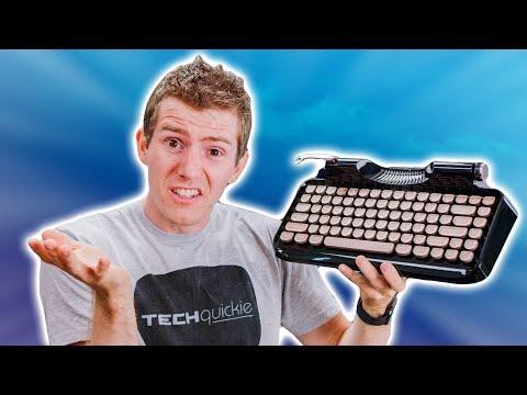 This AWFUL Typewriter Keyboard Raised $350K - UCXuqSBlHAE6Xw-yeJA0Tunw