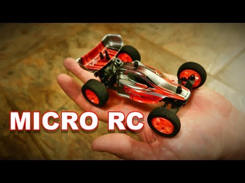 Under $20 Micro RC Car - Zingo Racing 9115 1/32 Scale - TheRcSaylors - UCYWhRC3xtD_acDIZdr53huA