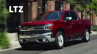 2020 Chevrolet Silverado   Eight Trim Choices   Chevrolet Canada