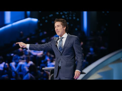 Stand Strong  Everything Serves His Plan  Joel Osteen