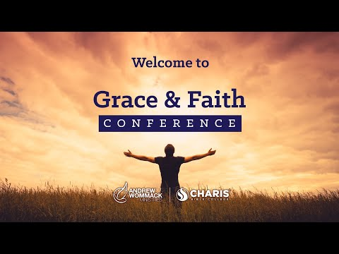 Grace and Faith South Africa Live Stream With Andrew Wommack