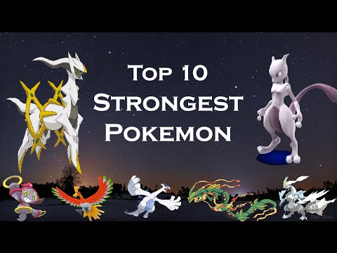 Top 10 strongest pokemon ★10 strongest legendary pokemon - UCEDI4AeqREoaq9Mb5oOW_fg