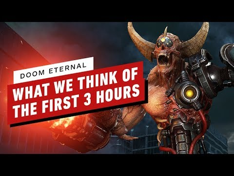 Doom Eternal: What We Think of the First 3 Hours - UCKy1dAqELo0zrOtPkf0eTMw