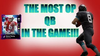 The Debut Of Steve Young! The Most OP QB In The Game! Online H2H Gameplay!- Madden 20 Ultimate Team