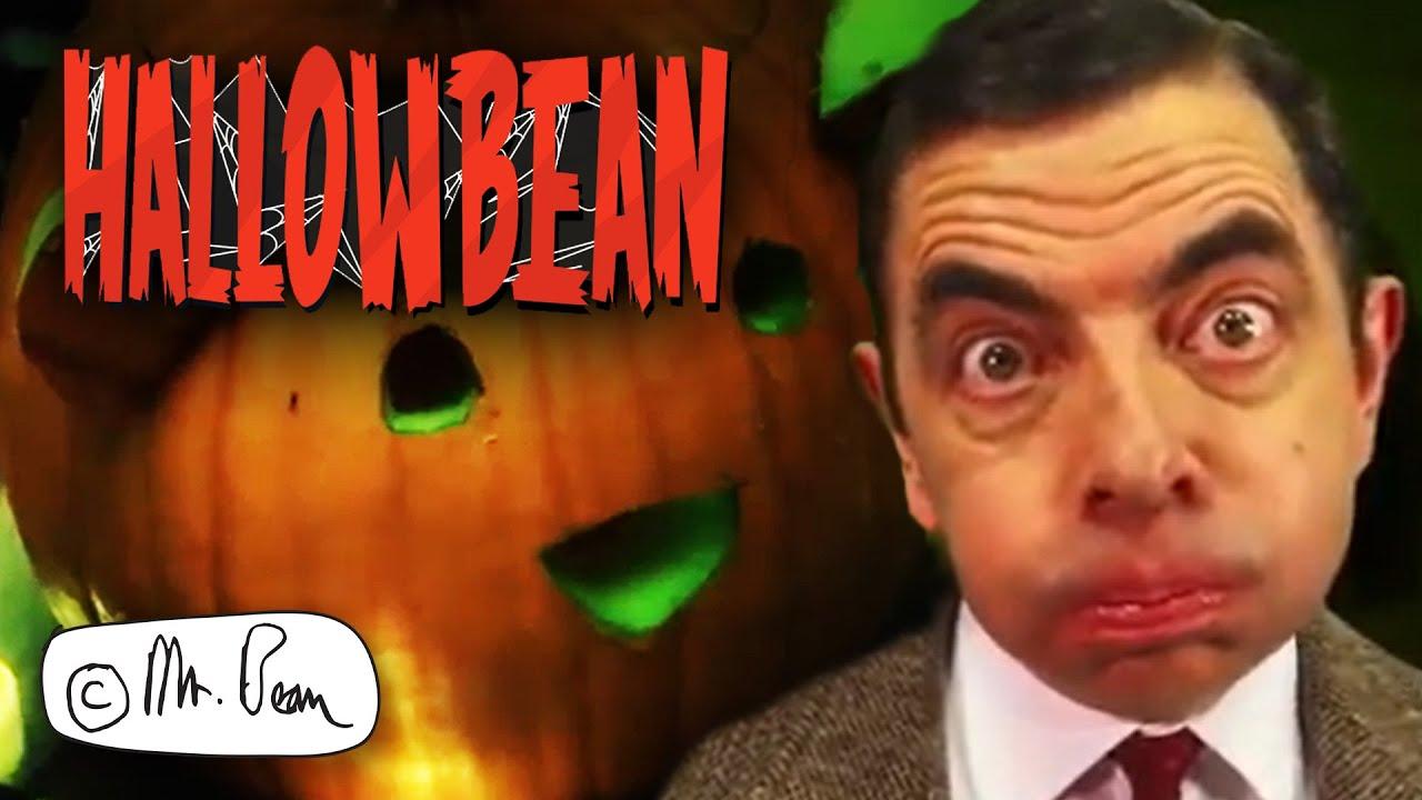 Halloween Bean 🎃 | Handy Bean | Mr Bean Official
