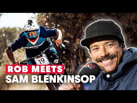 Is Style Better than Speed in Mountain Biking? | Rob Warner Meets Sam Blenkinsop - UCXqlds5f7B2OOs9vQuevl4A