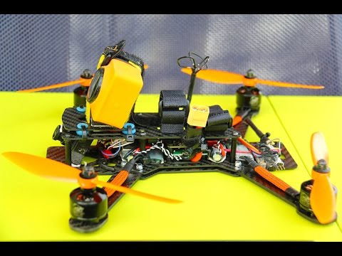 World's fastest FPV quadcopter??!! :) Test of Cobra 2208 2000KV with 5s! - raw not cutted video - UCea_3g4Vd-RIq2I9fnUKtqQ