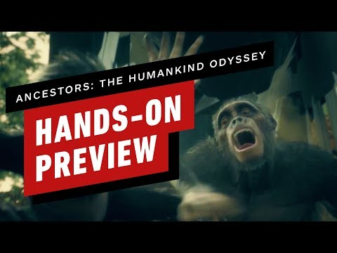 Ancestors: The Humankind Odyssey Preview - Mankind in Jeopardy - UCKy1dAqELo0zrOtPkf0eTMw