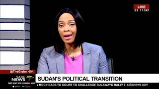 DISCUSSION: Sudan's political transition with Dr. Jok Madut Jok