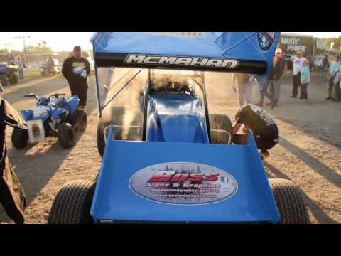 Destiny Motorsports 2017 - dirt track racing video image
