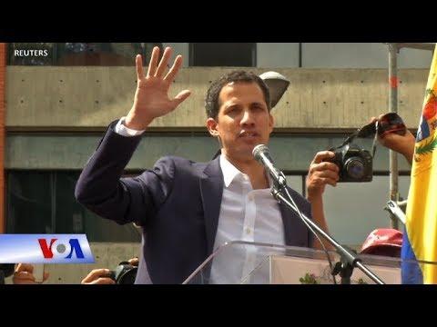 Guaido - ngôi sao đang lên trên chính trường Venezuela (VOA)