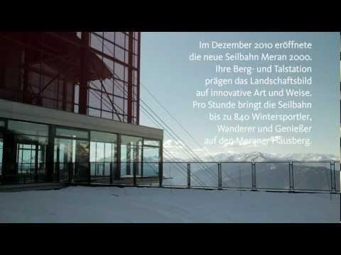 Alpine Kompetenz aus Südtirol - Bergbahn 2.0