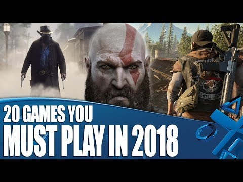 20 PS4 Games You Must Play In 2018 - UC6yzV_xgKn8r77FkcmZyMSg