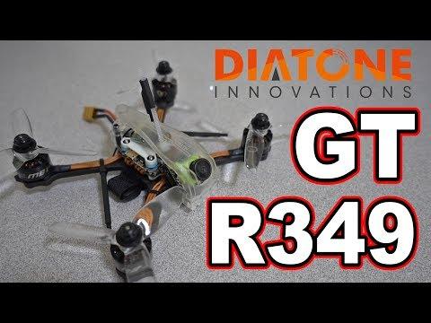MD#149 🚁Diatone GT-R349 3-inch Micro Racer 🏁 - UCnJyFn_66GMfAbz1AW9MqbQ