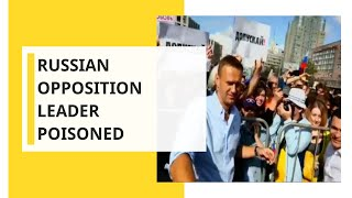 WION Dispatch: Russian Opposition Leader Alexei Navalny hospitalised
