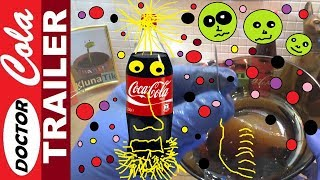 Gift Kluna Tik Dinner #158 Package – Art Scary Stories Future World – Scary Coca Cola Crazy Art